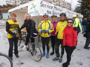 Les cyclos philanthropes...