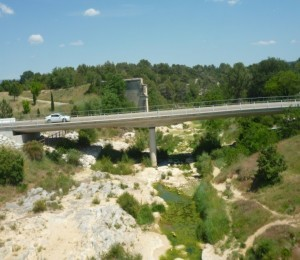 Le Pont Julien...