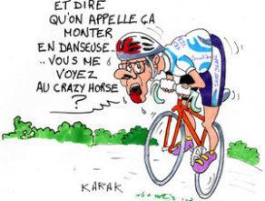 Une vie à bicyclette…